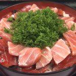 絶品マグロ マルジンの特選マグロ丼【ワールドビジネスサテライト】