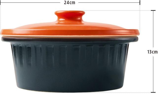 通販半年待ちの鍋セラキュート。さなえ窯が作るタジンを進化された次世代のセラミック鍋の凄さ!『モーニングチャージ』
