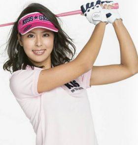 安倍桃子はミスユニバース千葉代表で阿部リポーターの娘!THE夜会に出演?ゴルフの成績や収入も気になる