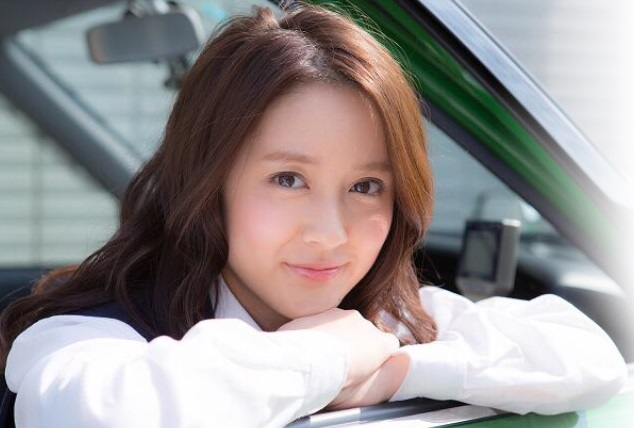 美人タクシー生田佳那がナカイの窓に!何処を走ってる?会社や水着、彼氏にカップ、領収書の電話番号を調査!