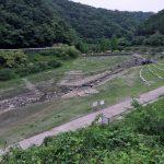 2017年6月一庫ダムバス釣り!ダムの水位とポイント、釣果にヒットルアーは?【おかっぱり】