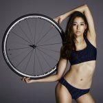 9頭身モデル福田萌子のロードバイクのメーカーはどこ?価格(値段)や落車事故も気になるもしかしてズレてる