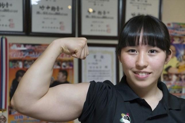 竹中絢音(アームレスリング)女子高生世界チャンプの姉琴美が美人!高校や彼氏に経歴に家族に?行方不明って?