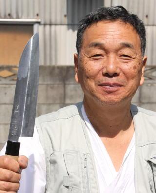マツコの知らないの世界日本刀包丁の購入方法は?通販や価格に納期は?研ぎなおしは?上田祐定作で100年使える!河内宏仁の一生使える日用品の世界