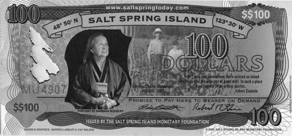 キミコムラカミはカナダ100ドル札の日本人女性!経歴や功績は?画像もチェック!【世界ふしぎ発見】