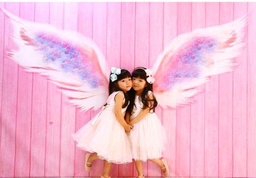 あゆな・ゆいな(4歳の双子)の母は美人で姉もかわいい!事務所や収入は?インスタ天使でライトオンのモデル?【行列】