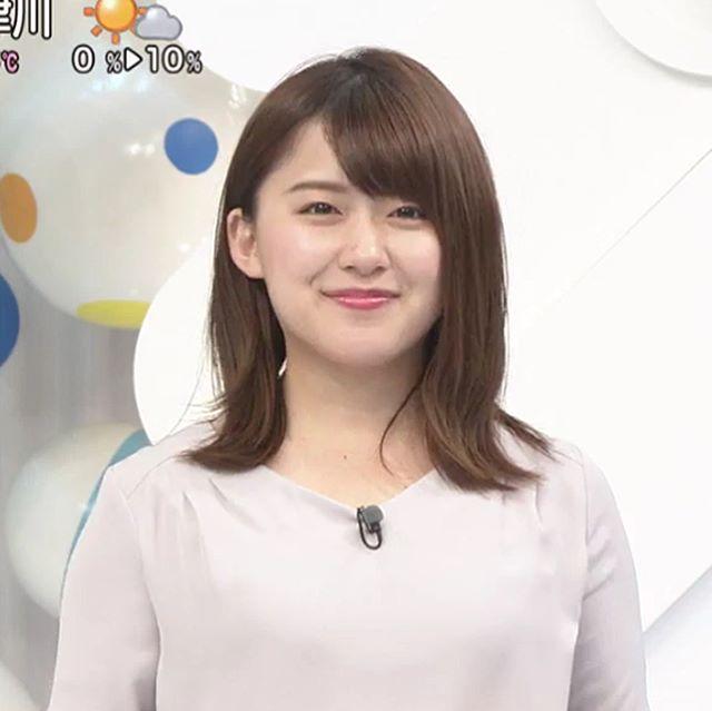 尾崎里紗アナの過去画像は?食いしん坊で激太り?体重ややせ画像は?経歴や彼氏情報は?【おしゃれイズム】