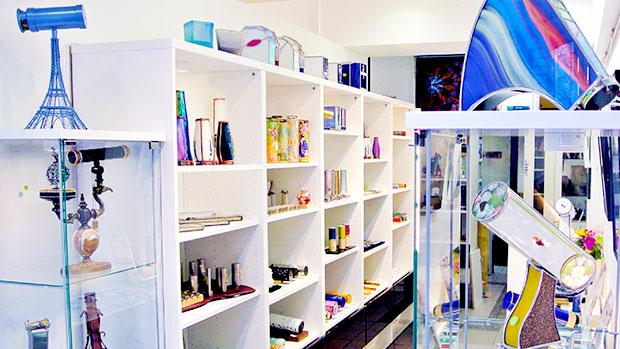 所さんお届けモノですの万華鏡の専門店ヴィヴァンの場所や通販に評判は?