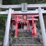 鬼の洞窟の場所は?京都大江山鬼嶽稲荷神社で行方不明事件。一体なぜ?台風の影響で足場が悪い?