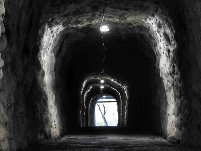 世界なんだコレミステリー山口県のもこもこスポンジトンネルの場所は?心霊スポットで有名で東大寺と関係あり?【佐渡川ダムトンネル】