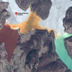 ジャマナ・ルーマニアの赤い死の『血の湖』の場所は?チャウシェスクの独裁とは?青い湖は?銅採掘汚染とは?【立ち入り禁止の向こう側】